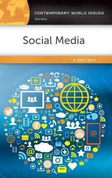 Social media : a reference handbook cover image
