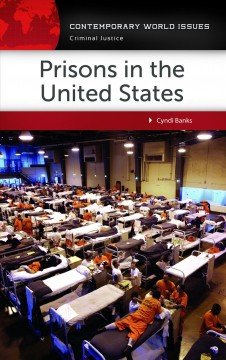 Prisons in the United States : a reference handbook cover image