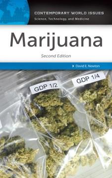 Marijuana : a reference handbook cover image