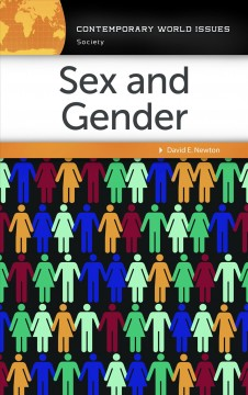 Sex and gender : a reference handbook cover image