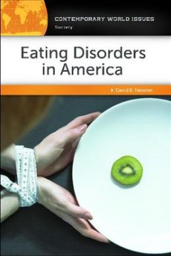 Eating disorders in America : a reference handbook cover image