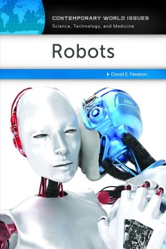 Robots : a reference handbook cover image