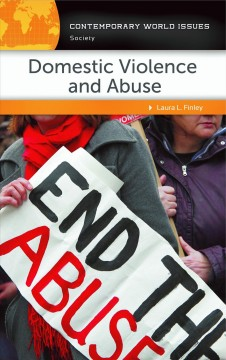 Domestic violence and abuse : a reference handbook cover image