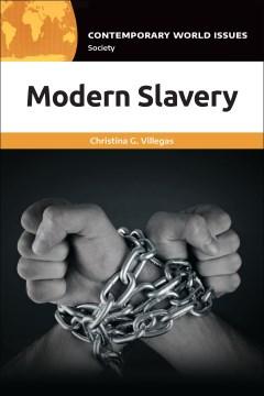 Modern slavery : a reference handbook cover image
