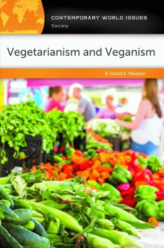 Vegetarianism and veganism : a reference handbook cover image