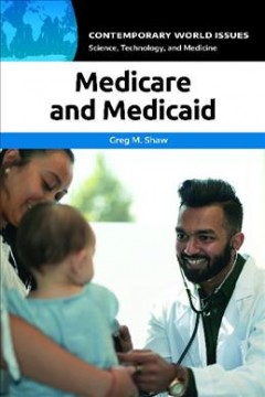 Medicare and Medicaid : a reference handbook cover image