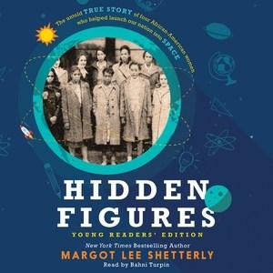 Hidden figures cover image