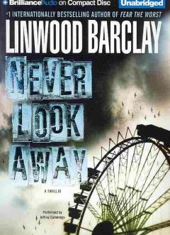 Never look away a thriller cover image