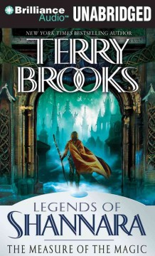 The measure of the magic legends of Shannara cover image