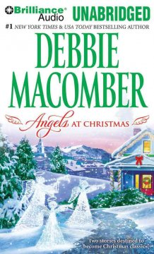 Angels at Christmas cover image