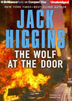 The wolf at the door cover image