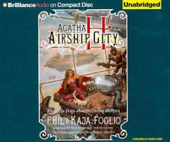Agatha H. and the Airship City cover image