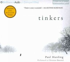 Tinkers cover image