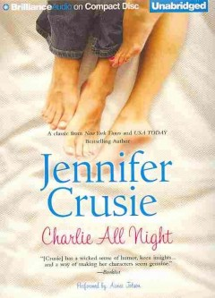 Charlie all night cover image