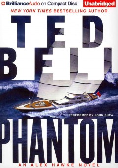 Phantom an Alex Hawke novel cover image
