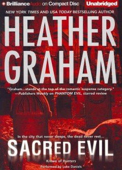 Sacred evil cover image