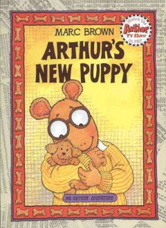 Arthur's new puppy cover image