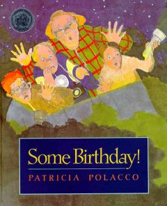 Some birthday! cover image