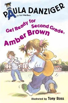Get ready for second grade, Amber Brown cover image