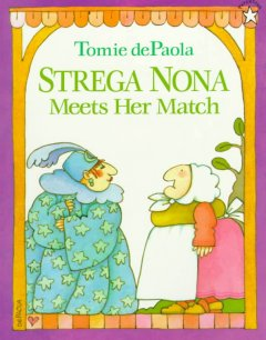 Strega Nona meets her match cover image