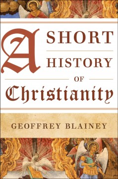 A short history of Christianity cover image