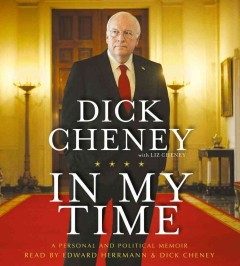 In my time a personal and political memoir cover image