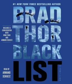 Black list a thriller cover image