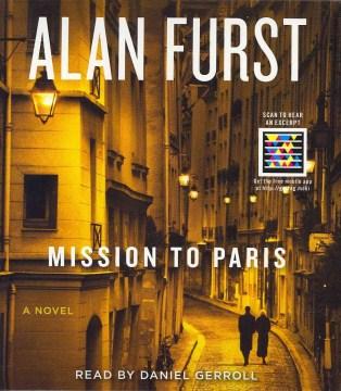 A mission to Paris cover image