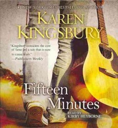 Fifteen minutes cover image