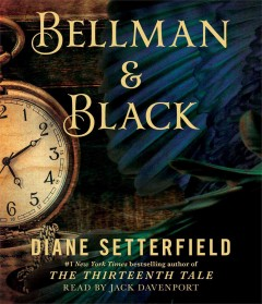 Bellman&black a ghost story cover image