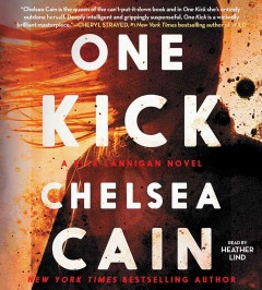 One kick a novel cover image