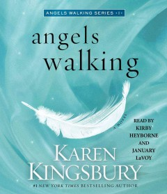 Angels walking cover image