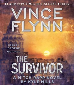 The survivor a Mitch Rapp novel cover image