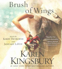 A brush of wings cover image