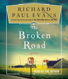 The broken road cover image