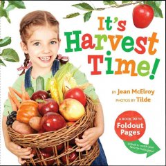 It's harvest time! cover image