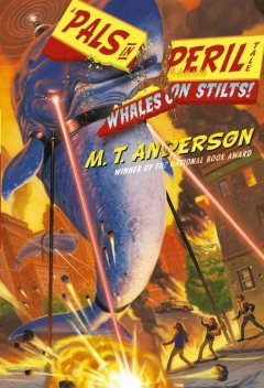 Whales on stilts! cover image