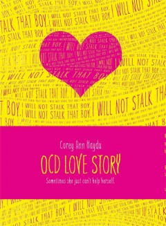 OCD love story cover image