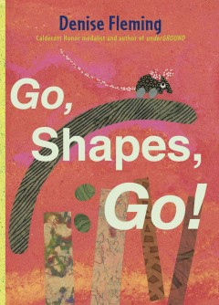 Go, shapes, go! cover image