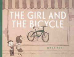 The girl and the bicycle cover image
