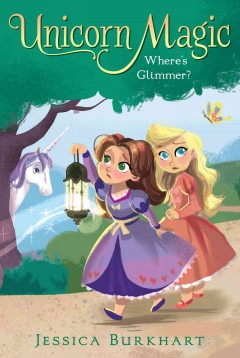 Where's Glimmer? cover image