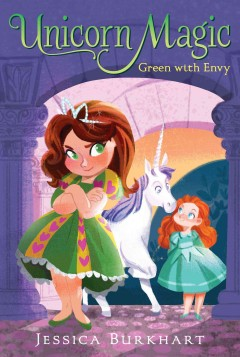 Green with envy cover image