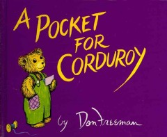 A pocket for Corduroy cover image