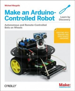 Make an Arduino-controlled robot cover image