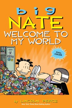 Big nate welcome to my world cover image