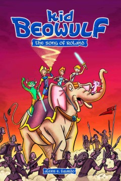 Kid Beowulf. 2 , The song of Roland cover image