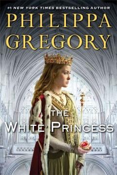 The white princess cover image