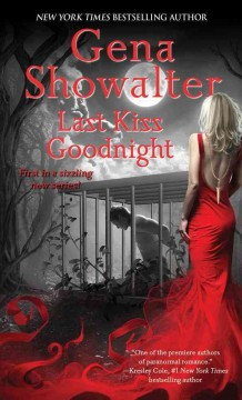 Last kiss goodnight cover image