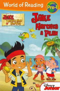 Jake hatches a plan cover image