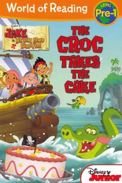 The croc takes the cake cover image